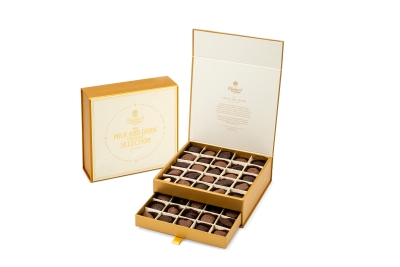 Grand Ballroom Fine Dark and Milk Chocolate Selection 650g