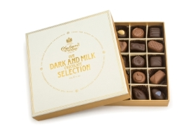 Grand Ballroom Fine Milk Chocolate Selection 325g